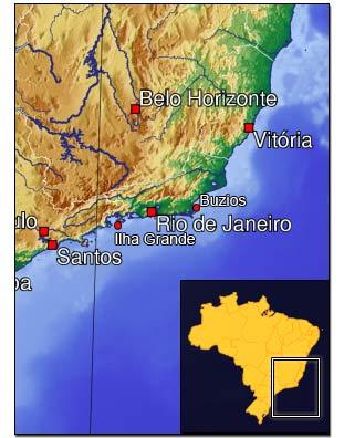 karta rio Information om Rio de Janeiro i Brasilien karta rio